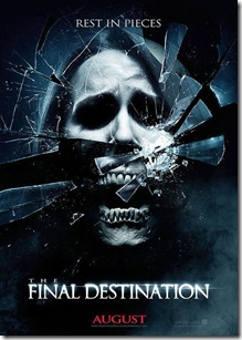 At least Johan didn't have a ladder crush his skull, as in Final Destination 2