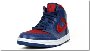 Would it help to consider them Spider-Man Jordan 1's?