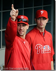 Note to Phillies: Trade the guy on the right, not the left