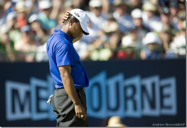 Tiger&#39;s new public stance