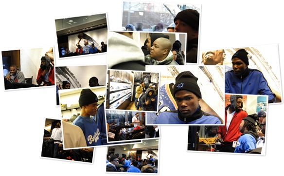 View Kevin Durant, House of Hoops, Harlem -- Feb. 19, 2010