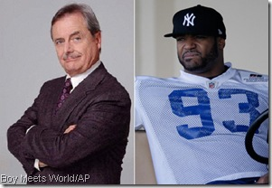 One of these two men may play a major role in the Super Bowl. The other dispenses life lessons