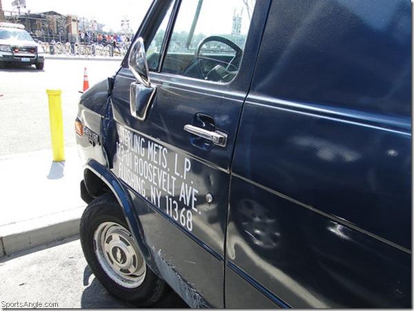 Mystery wagon