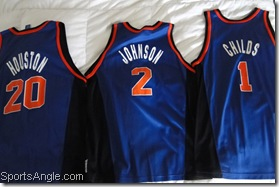 Yes, I still have all three jerseys