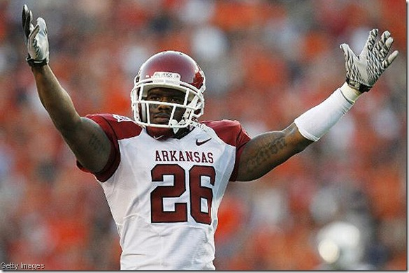 Ramon Broadway's Razorbacks look to take down Spurrier