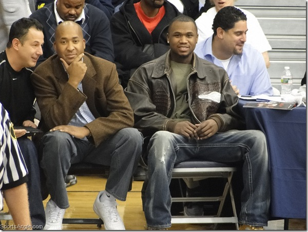 Worldwide Wes and Dajuan Wagner