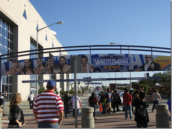 Alberto Del Rio: out of place