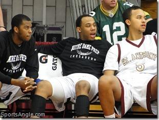 L-R: Cassell, Davis, Anderson